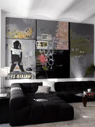 Living Room Art Decor Funky Pop Art For Wall Living Room Decor With Contemporary