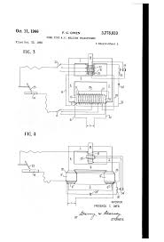 Capacitor large size ponent core type transformer split for patent us3278833 a c welding patents