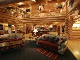 Rustic Cabin Bedroom Decorating Rustic Cabin Living Room Decorating Ideas Home Designs Classic