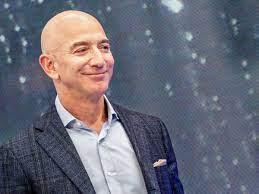 Jeff Bezos geriet wegen seines ...