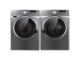 samsung platinum washer and dryer. Simple Dryer Samsung 40 Cu Ft Platinum HE Steam Front Load Washer And 74  Electric For And Dryer A