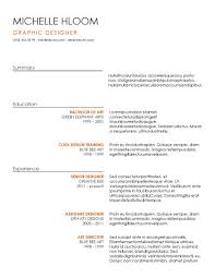 Startup Resume Template Stand Out With These 15 Modern Design Resume