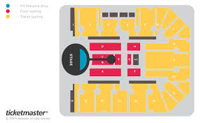 An Evening With Michael Buble Seating Plan Genting Arena