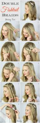 French Braids Hairstyles Tutorials Everyday Hair Styles