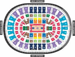 Little Caesars Arena Seating Chart View Pistons Seating Chart Seating Chart