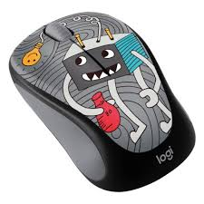<b>Мышь Logitech M238</b> Wireless Mouse Doodle Collection Lightbulb ...