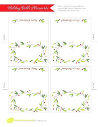 Template For Place Cards Free Fold Over Place Card Template Word Best Free Ideas On Bi