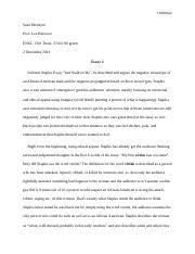 in brent staples essay in brent staples essay just walk on by he  6 pages essay 3