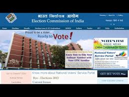 how to apply for voter id card