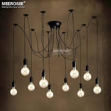 modern decoration chandelier lighting fixture style metal plastic suspension lamp fancy hanging light vintage in pendant article hanging light