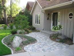 Front Yard & Entryway: Curb Appeal Ideas for your Home Landscape. Curb ...