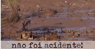 Resultado de imagem para dilma diz que desastre samarco foi obra de deus