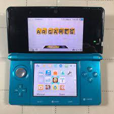 Máy chơi game Nintendo 3DS mới 95% tặng thẻ nhớ 32gb