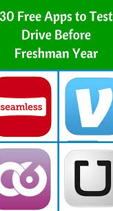 College Packing List App 30 Free Apps To Test Drive Before Freshman Year Freshman College