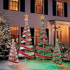 top outdoor christmas decorations ideas
