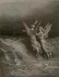 part vi < rime of the ancient mariner < samuel taylor coleridge what makes that ship drive on so fast what is the ocean doing