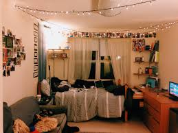 dorm room lighting ideas. diy kids room decor ideas also bed with desk for small spaces as well cute college dorm lighting a