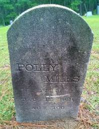 Polly Mills (Unknown-1921) - Find A Grave Memorial