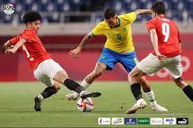 منتخب مصر يخسر أمام البرازيل 1-0 ويودع أولمبياد طوكيو
