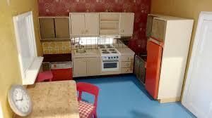 Dollhouse Furniture Kitchen Dollhouse Therapy Kitchen Smallhouse Modelssmallhouse Models