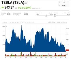 Millennials Are Pouring Into Teslas Stock Following The