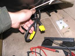 fixmysaab seat heater replacement introduction test circuit jpg 50772 bytes