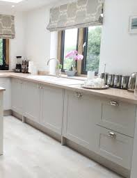 White Kitchen Modern Modern Country Style Shaker Kitchen With Cabinet Doors From The