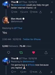 Fortnite Player Buys Tesla Car After Elon Musk Replies To His Tweet