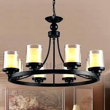 restoration hardware pillar candle chandelier vintage 8 light glass shade pillar candle chandelier vintage 8 light