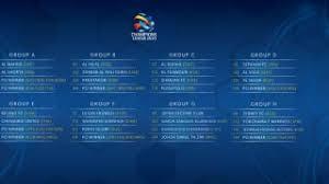 champions league chart 2018 afc champions league afc