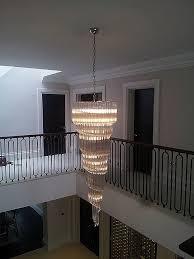 chandelier light bulb changer elegant a very special and very beautiful custom made murano glass