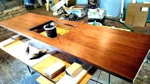 luxury wood countertops cost countertop petrified wood countertops cost