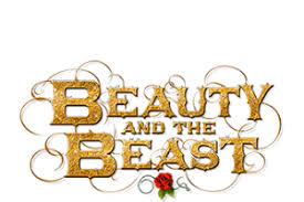 Beauty and the beast logo png 4 » PNG Image