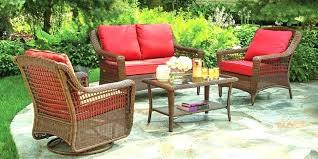 fake wicker furniture patio outdoor furniture fl garden treasures large size of furniture fl garden treasures fake wicker furniture