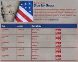 Eagle Scout Project Sign In Sheet 25 Tips For Scout Leaders