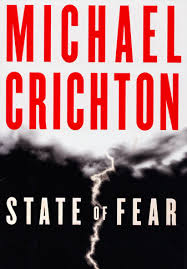 state of fear com state of fear by michael crichton