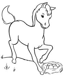 Small Picture Horse coloring pages for toddler ColoringStar