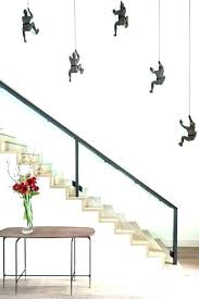 home interior stairway landing decorating ideas wonderful wall art for staircase gallery must try