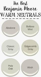 best neutral paint colors 2017 unique benjamin moore warm grays image of best neutral paint colors