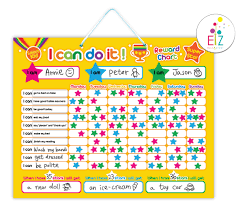 Chart For Kids My Kids Magnetic Boards I Can Do It Star Chart