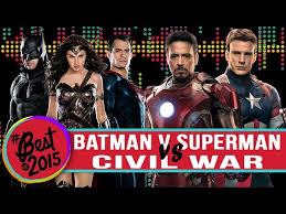 batman v superman vs captain america civil war biggest superhero showdown 2016 batman iron man fanboy