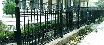short garden fence decorative garden fence looking for short metal decorative fence f decorative metal garden