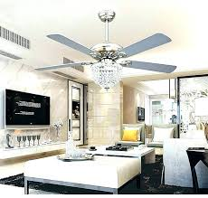 ceiling fan with crystal chandelier light kit beautiful bedroom ceiling lights plug in ceiling light