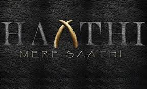 Image result for latest images of Rana Daggubati was spotted with his new get-up for his 'Haathi Mere Saathi'