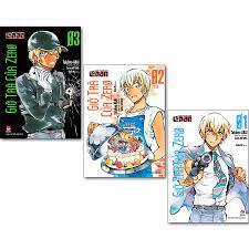 Combo Thám Tử Lừng Danh Conan: Giờ Trà Của Zero (3 Tập) - Truyện Tranh,  Manga, Comic Tác giả Nhiều Tác Giả
