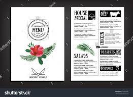 Example Food Flyer
