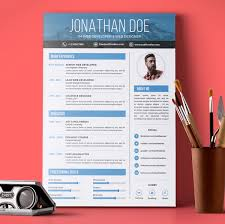 Graphic Design Resume Templates Graphic Resume Templates Free Psd Resume  And Cover Letter Free Templates