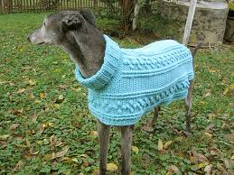 Crochet Dog Sweater Pattern Easy