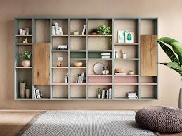 30mm wall mounted bookcase 30mm