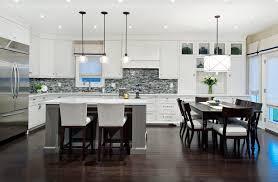 hi hat lighting kitchen transitional with pendant lights quartz movement desk and mantel clocks